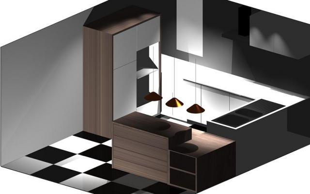 Appartement V. Kortrijk