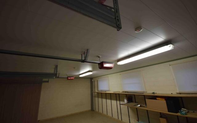 inrichting garage